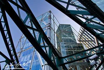 broadgate tower, london, uk
