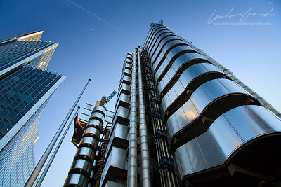 lloyds building, london, uk