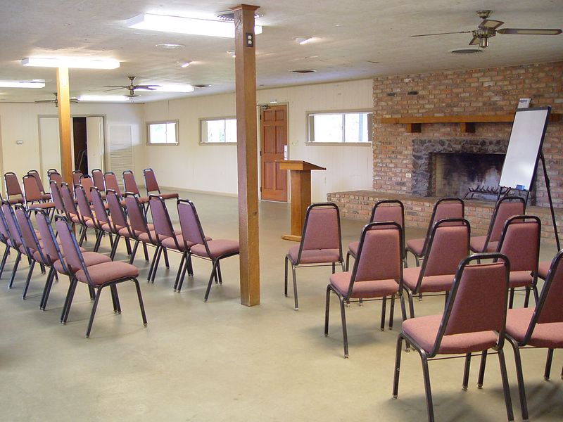 Inside of Conference Room A (1)