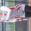WARREN DILLAWAY / Star Beacon<br /> ALLY THOMPSON of Geneva pole vaults on Saturday during Perry Relays.