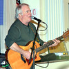 ALEX BEVAN performs at Geneva Community Center during the Ashtabula County Scenic Rivers Pilgrimage on Saturday.