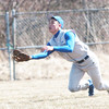 WARREN DILLAWAY / Star Beacon<br /> JOSH KOVATS of Grand Valley makes a diving catch in centerfield during a game at Edgewood.