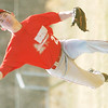 WARREN DILLAWAY / Star Beacon<br /> ALEX VENCILL pitches for Edgewood during a home game with Grand Valley.