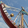 WARREN DILLAWAY / Star Beacon<br /> AMUSEMENT RIDES were just one of the draws at the Ashtabula County Fair.