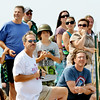 WARREN DILLAWAY / Star Beacon<br /> THOUSANDS OF visitors watch D-Day Conneaut on Saturday at Conneaut Township Park.