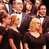 WARREN DILLAWAY / Star Beacon<br /> MEMBERS of the Lakeside High School Concert Choir, perform during the Winter Matinee Concet Friday afternoon.