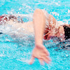 WARREN DILLAWAY / Star Beacon<br /> ALEXANDER LAIRD of Edgewood competes in the Boys 200 Yard Intermediate Medley on Saturday at Spire Institute in Harpersfield Township.