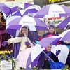 WARREN DILLAWAY / Star Beacon<br /> GRAPE JAMBOREE royalty tries to stay dry during the Winterfest Parade in downtown Geneva on Saturday.