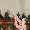 WARREN DILLAWAY / Star Beacon<br /> LEEANN FARR of Jefferson shoots on Thursday during a home game with Liberty