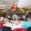 WARREN DILLAWAY / Star Beacon<br /> SEVERAL HUNDRED people particated in the Men Who Cook event Saturday evening at the Our Lady of Peace Community Center. The event raises funds to help the needy in Ashtabula Count through Catholic Charities.