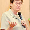 WARREN DILLAWAY  / Star Beacon<br /> SISTER JANET GARDINER is the new director of Beatitute House which has six branches in Ashtabula and other communities in northeast Ohio and northwestern Pennsylvania. Gardiner helped celebrate the Ashtabula Beatitude House one year anniversary.