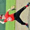 WARREN DILLAWAY / Star Beacon<br /> MASON JACOBS of the Jefferson Minor League Cardinals pitches on Tuesday duringa game with the Tigers at Havens Complex.