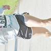 WARREN DILLAWAY / Star Beacon<br /> JEANNETTE MALDONADO of Ashtabula finishes the Greenway Five Mile on Saturday in Austinburg Township.