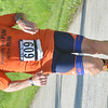WARREN DILLAWAY / Star Beacon<br /> STEVE WYCHOCK completes the Greenway Five Mile on Saturday in Austinburg Township.