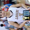 WARREN DILLAWAY / Star Beacon<br /> CORY MERCER of Pymatuning Valley won the three point contest  during the Star Beacon-Ed Batanian Senior Classic on Tuesday night at Jefferson High School.