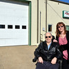 WARREN DILLAWAY / Star Beacon<br /> DAVE AND Lori Pinelli will soon be renting the former Apple Heating building on West 49th Street in Ashtabula.