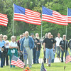 MORE THAN  100 people attended an Echo Taps program Saturday at Greenlawn Memory Gardens in North Kingsville to commemorate Armed Forces Day.