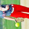 WARREN DILLAWAY / Star Beacon<br /> AMY PITCHER of Geneva pitches Tuesday during a home game with Riverside.