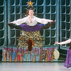 WARREN DILLAWAY / Star Beacon<br /> TIM KOLMAN leaps high in the air while performing the Russian Dance with Laura Hake (left) and Elizabeth Riddell (right) during the Ashtabula Arts Center's rendition of the Nutcracker.