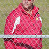 WARREN DILLAWAY / Star Beacon<br /> SCOTT TOROK, Geneva girls tennis coach, watches the action Tuesday during a match at Lakeside.