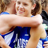 WARREN DILLAWAY / Star Beacon<br /> HILARY REIGLE of Madison qualified for the Division 1 Ohio High School Athletic Association State Cross Country Meet   on Saturday the Boardman regional meet.