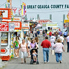 WARREN DILLAWAY / Star Beacon<br /> THE GREAT GEAUGA County Fair continues today in Burton.