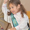 WARREN DILLAWAY / Star Beacon<br /> SKYE RAFTERY of Broadview Heights was crowned 2013 Tiny Miss Pioneer Picnic on Saturday during the 123rd Pioneer Picnic on Middle Road in Pierpont Township.