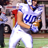 WARREN DILLAWAY / Star Beacon<br /> JACK HOLL of Madison scores a touchdown on Friday night at Perry.