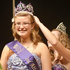 WARREN DILLAWAY / Star Beacon<br /> MARY WESSELL was crowned second attendant on Saturday during the Miss Grapette Contest on Saturday at Geneva High School.