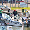 WARREN DILLAWAY / Star Beacon<br /> FISHERMEN WERE out in numbers on Friday in Conneaut, and throughout the region, as warm, sunny weather blanketed northeastern Ohio.