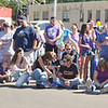 WARREN DILLAWAY / Star Beacon<br /> HUNDREDS OF people lined the streets of Geneva for the Grape Jamboree Parade on Saturday.