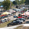 WARREN DILLAWAY / Star Beacon<br /> THE WINE and Walleye Fest has taken over much of Ashtabula Harbor for the weekend.