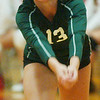 WARREN DILLAWAY / Star Beacon<br /> EMILY GEHRING of Lakeside lunges for the ball Tuesday at Edgewood.