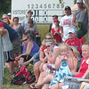 WARREN DILLAWAY / Star Beacon<br /> LITTLE LEAGUE fans watch a 9 and 10 All Star game between Geneva United and Ashtabula at Tickner Field in Austinburg Townshipo.