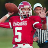 WARREN DILLAWAY / Star Beacon<br /> LOUIE WISNYAI of Edgewood prepares to throw Friday night during a home game with Jeffereson.