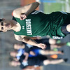 WARREN DILLAWAY / Star Beacon<br /> C.J. WITHROW of Lakeside runs the 800 meter run on Saturday during the Pymatuning Valley Invitational in Andover Township.