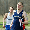 WARREN DILLAWAY / Star Beacon<br /> TOMMY MANNING of Conneaut wins the 400 meter run on Saturday during the Pymatuning Valley Invitational in Andover Township.