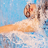 WARREN DILLAWAY / Star Beacon<br /> NICOLE FOLTZ of Edgewood swims the 200 yard medley on Saturday during the Ashtabula County Swim Meet at Spire Institute in Harpersfield Township.