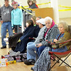 WARREN DILLAWAY / Star Beacon<br /> NORTHEAST OHIO Soap Box Derby Rally Race fans line the track on Saturday morning at Ashtabula Towne Suare in Ashtabula Township.