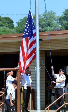 0620 flag ceremony
