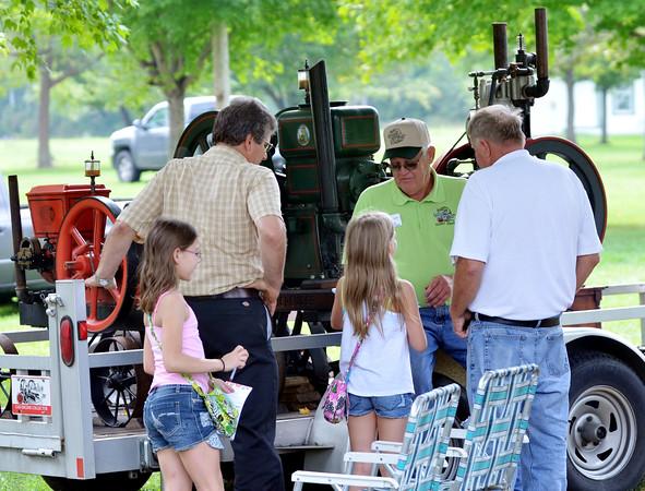 0918 antique engine