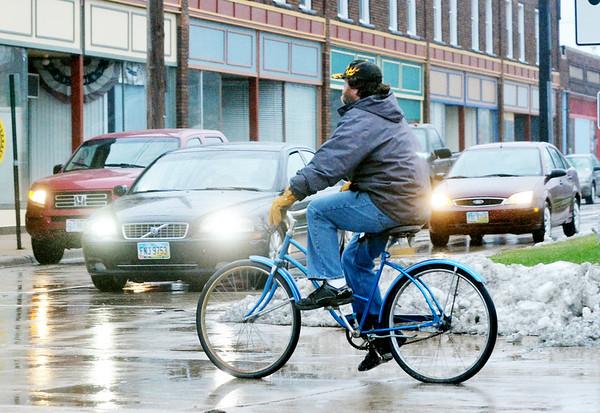 1222 rainy biker