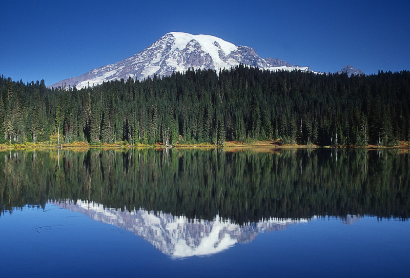 Reflection Lake Mount Rainier
