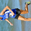WARREN DILLAWAY / Star Beacon<br /> HILARY REIGLE of Madison finished second during the War on the Shore Cross Country Invitational at Lake Shore Park in Ashtabula on Monday afternoon.