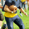 WARREN DILLAWAY / Star Beacon<br /> TROY COLUCCI is expected to quarterback the Conneaut Spartans during the 2014 football season.