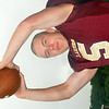 WARREN DILLAWAY / Star Beacon<br /> NICK BLASCAK is expected to catch some passes for the Pymatuning Valley Lakers.
