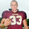 WARREN DILLAWAY / Star Beacon<br /> NICK SUCH is expected to carry the ball for the Pymatuning Valley Lakers.
