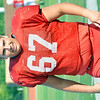 WARREN DILLAWAY / Star Beacon<br /> RYAN BISSETT of Perry is expected to be an important part of the Pirates 2014 season.