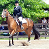 WARREN DILLAWAY / Star Beacon<br /> NAOMI STIMBURYS of Concord competes in the Runnin' Free & Silver Stir-Ups 44th Annual Open Horse and Pony Show on Friday at the Ashtabula County Fairgrounds.