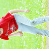 WARREN DILLAWAY / Star Beacon<br /> DONOVAN BEAUMONT of the Raptors arrives on second base on Tuesday during United Minor League action in Austinburg Township.